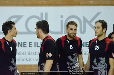 Grifo Volley PERUGIA - Interporto ORTE | 5ª giornata, Campionato Italiano di Volley Maschile, Serie B2 girone F [2013/14] (id: 2013.11.16._MBY0314)