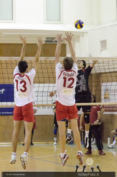 Filippo Agostini, attacco, Alessandro RICCI, Gregorio GUZZAGO muro
