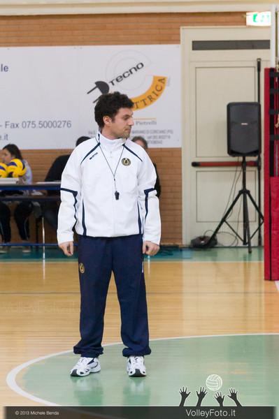Daniel Milardi, secondo arbitro