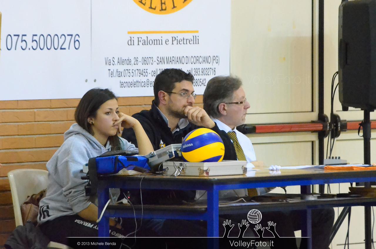 Grifo Volley Perugia - Emma Villas Vitt Chiusi | 10ª Giornata, Campionato Italaiano di Pallavolo Maschile, Serie B2 girone E [2013/14] (id: 2013.12.21._MBY7901)