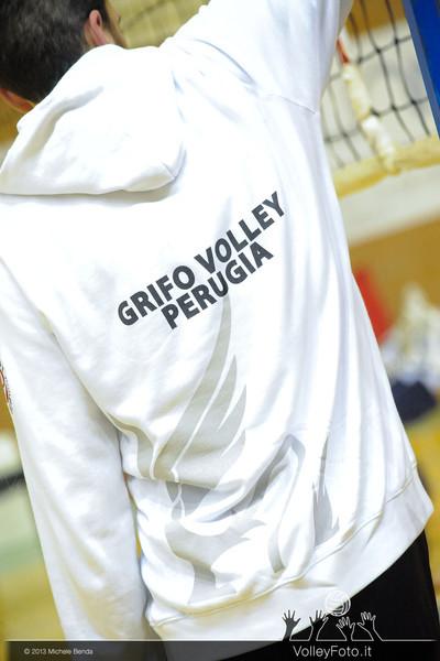 Grifo Volley Perugia - Emma Villas Vitt Chiusi | 10ª Giornata, Campionato Italaiano di Pallavolo Maschile, Serie B2 girone E [2013/14] (id: 2013.12.21._MBD6577)