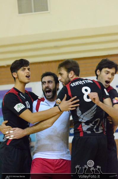 Grifo Volley Perugia, esulta