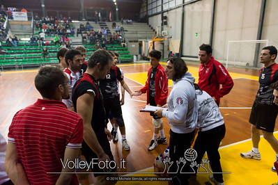 time out, Grifo Volley Perugia