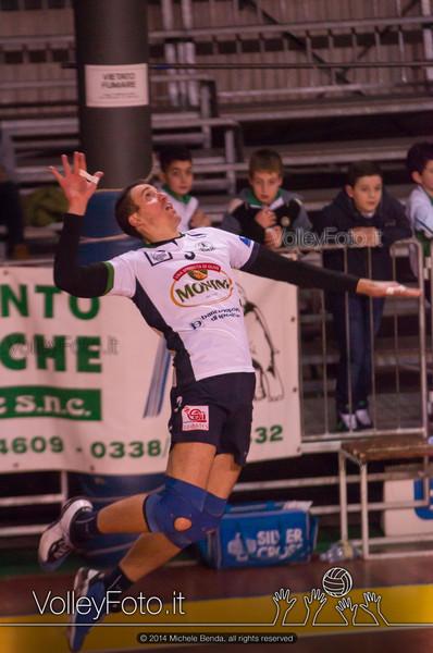 2014.02.08 OlioMoniniSpoleto - Grifo Volley Perugia