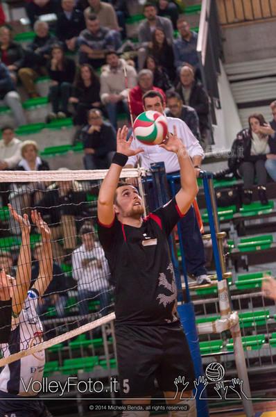 Vincenzo Mastroianni, palleggio