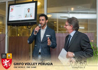 2013.10.03 Presentazione alla stampa - Grifo Volley Perugia (id:_MBC6866)