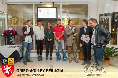 2013.10.03 Presentazione alla stampa - Grifo Volley Perugia (id:_MBC6819)