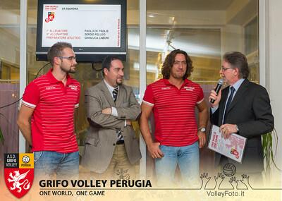 2013.10.03 Presentazione alla stampa - Grifo Volley Perugia (id:_MBC6847)