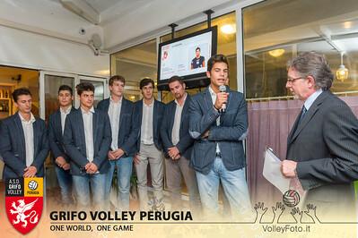 2013.10.03 Presentazione alla stampa - Grifo Volley Perugia (id:_MBC6903)