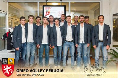 2013.10.03 Presentazione alla stampa - Grifo Volley Perugia (id:_MBC6928)