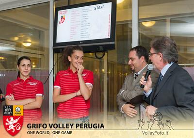 2013.10.03 Presentazione alla stampa - Grifo Volley Perugia (id:_MBC6832)