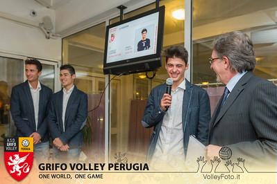 2013.10.03 Presentazione alla stampa - Grifo Volley Perugia (id:_MBC6879)