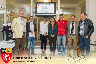 2013.10.03 Presentazione alla stampa - Grifo Volley Perugia (id:_MBC6828)