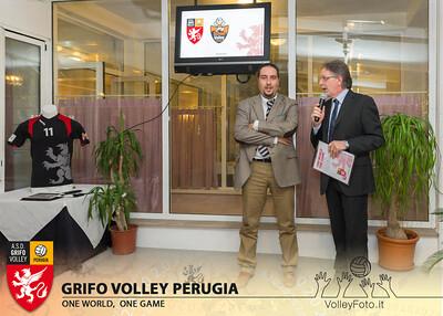 2013.10.03 Presentazione alla stampa - Grifo Volley Perugia (id:_MBC6806)