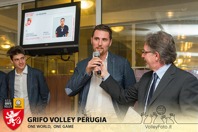 2013.10.03 Presentazione alla stampa - Grifo Volley Perugia (id:_MBC6882)