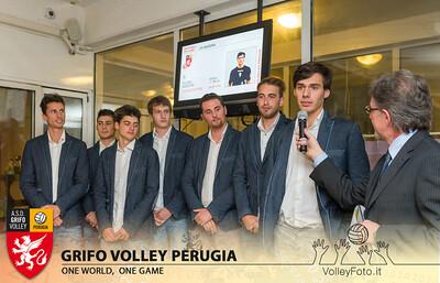 2013.10.03 Presentazione alla stampa - Grifo Volley Perugia (id:_MBC6900)