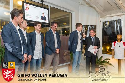 2013.10.03 Presentazione alla stampa - Grifo Volley Perugia (id:_MBC6887)