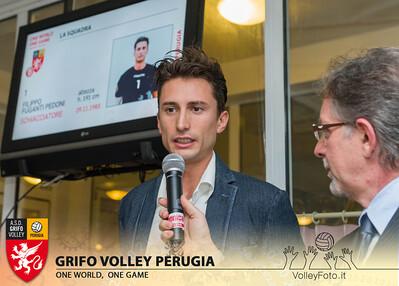 2013.10.03 Presentazione alla stampa - Grifo Volley Perugia (id:_MBC6861)