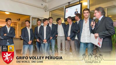 2013.10.03 Presentazione alla stampa - Grifo Volley Perugia (id:_MBC6905)