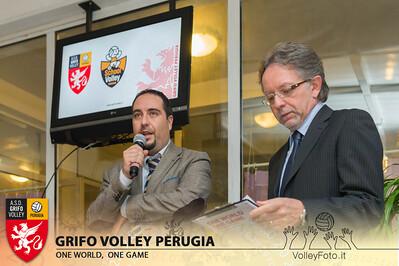 2013.10.03 Presentazione alla stampa - Grifo Volley Perugia (id:_MBC6809)
