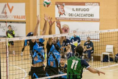 Sharks Monteporzio Roma - Casalbertone Roma
