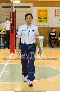 Marco Perotti, 1º Arbitro