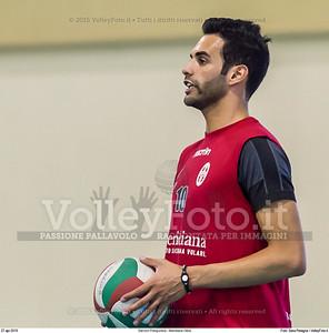 Fabio Marcetti, Meridiana Olbia