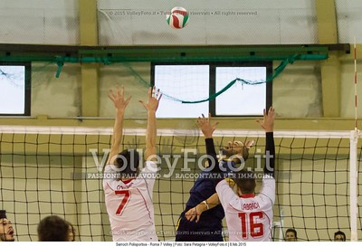 Francesconi, attacco