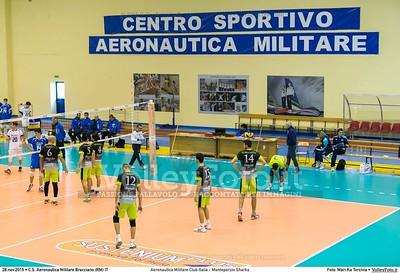 Aeronautica Militare Club Italia - Monteporzio Sharks