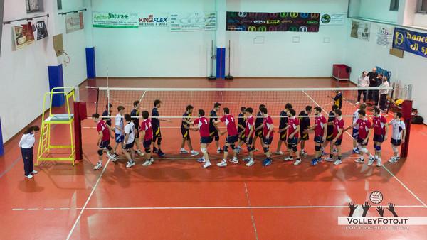 A.S.D. Assisi Volley - C.M.E. Vitt Chiusi [Serie D/M]