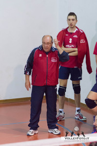 A.S.D. Assisi Volley - Polisportiva Delfino Tavernelle | 22ª Giornata Campionato Regionale di Volley Maschile, Serie D UMBRIA [2012/13]