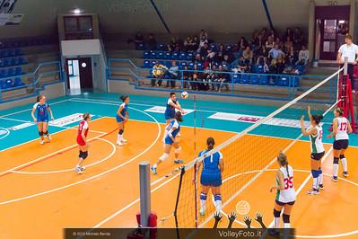 2013.10.19 One Investigazioni Bastia - Monini Granfruttato Spoleto | 1ª giornata Campionato Pallavolo regionale Umbria serie D femminile, girone B (id:_MBD2424)