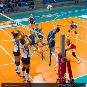 2013.10.19 One Investigazioni Bastia - Monini Granfruttato Spoleto | 1ª giornata Campionato Pallavolo regionale Umbria serie D femminile, girone B (id:_MBD2451)