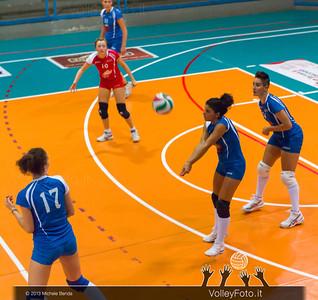 2013.10.19 One Investigazioni Bastia - Monini Granfruttato Spoleto | 1ª giornata Campionato Pallavolo regionale Umbria serie D femminile, girone B (id:_MBD2480)