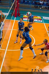 2013.10.19 One Investigazioni Bastia - Monini Granfruttato Spoleto | 1ª giornata Campionato Pallavolo regionale Umbria serie D femminile, girone B (id:_MBD2484)
