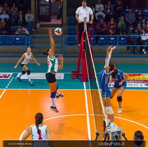 2013.10.19 One Investigazioni Bastia - Monini Granfruttato Spoleto | 1ª giornata Campionato Pallavolo regionale Umbria serie D femminile, girone B (id:_MBD2457)