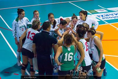 2013.10.19 One Investigazioni Bastia - Monini Granfruttato Spoleto | 1ª giornata Campionato Pallavolo regionale Umbria serie D femminile, girone B (id:_MBD2498)