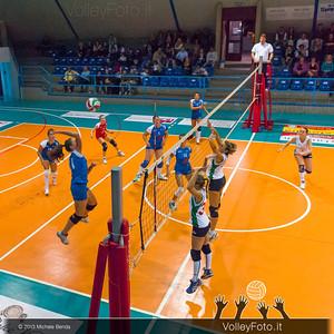 2013.10.19 One Investigazioni Bastia - Monini Granfruttato Spoleto | 1ª giornata Campionato Pallavolo regionale Umbria serie D femminile, girone B (id:_MBD2425)