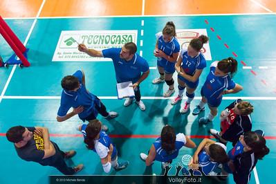 2013.10.19 One Investigazioni Bastia - Monini Granfruttato Spoleto | 1ª giornata Campionato Pallavolo regionale Umbria serie D femminile, girone B (id:_MBD2438)