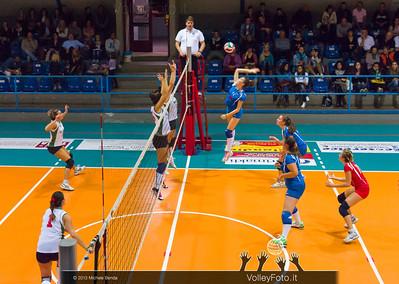 2013.10.19 One Investigazioni Bastia - Monini Granfruttato Spoleto | 1ª giornata Campionato Pallavolo regionale Umbria serie D femminile, girone B (id:_MBD2478)