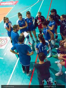 One Investigazioni Bastia - Monini Granfruttato Spoleto | 1ª giornata Campionato Pallavolo regionale Umbria serie D femminile, girone A