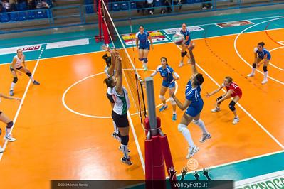 2013.10.19 One Investigazioni Bastia - Monini Granfruttato Spoleto | 1ª giornata Campionato Pallavolo regionale Umbria serie D femminile, girone B (id:_MBD2455)