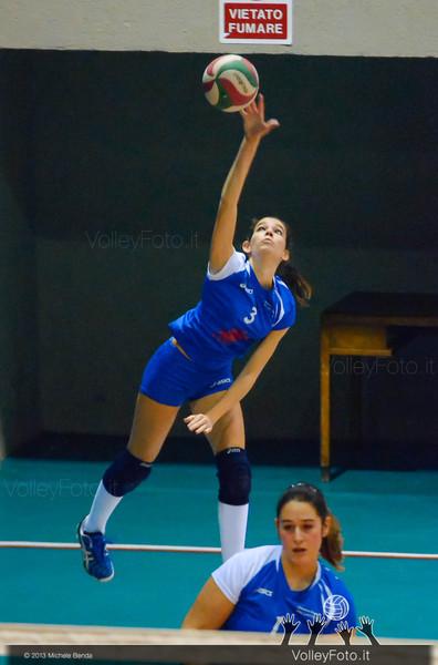 Francesca CODIGNONI, battuta