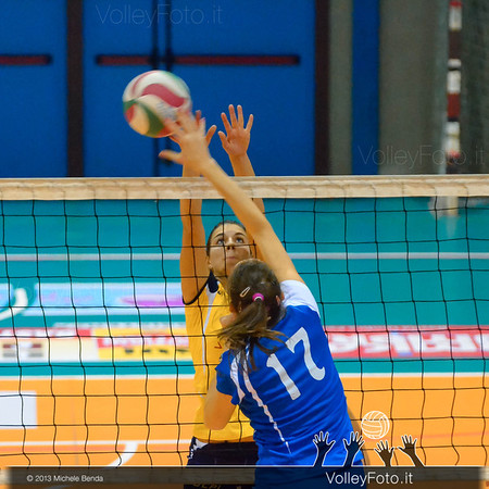 One Investigazioni Bastia - Volley 86 Petrignano | Campionato regionale umbro pallavolo femminile, Serie D girone B [2013/14] (id: 2013.12.07._MBY5134)