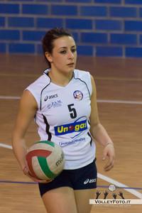 Unogas San Sisto Pallavolo Perugia 2012 - Samer Ascensori Marsciano 16ª giornata, Campionato Regionale Volley Femminile, Serie D Umbria 2012/13