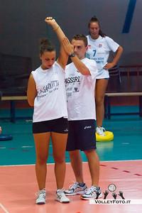 Libertas Pallavolo Bastia - Serie D / Allenamento