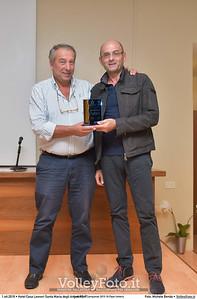 Volley Ponte Felcino durante Premiazioni Campionati 2015-16 Fipav Umbria presso Hotel Casa Leonori Santa Maria degli Angeli PG IT, 01 ottobre 2016 - Foto di Michele Benda [MB3_1351]