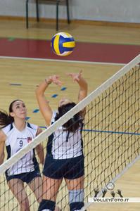 Asd Pallavolo Libertas Perugia - Vittoria Assicurazioni Perugia | 30ª Giornata Campionato Regionale di Volley Femminile, Serie C UMBRIA [2012/13]