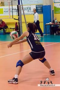 Bar Co.Se.R. Ponte Felcino - A.S. Fossato Volley | 30ª Giornata Campionato Regionale di Volley Femminile, Serie C UMBRIA [2012/13]