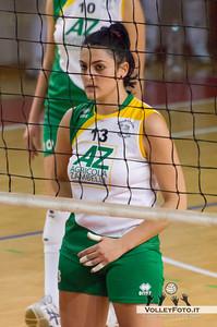 Erika Fiorini Asd Pallavolo Libertas Perugia - Zambelli Orvieto 21ª Giornata, Campionato regionale Volley Femminile, Serie C Umbria 2012/13